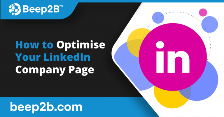 How to Optimise Your LinkedIn Company Page